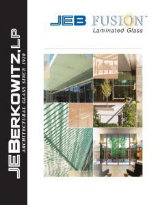 Laminated Glass (PVB)