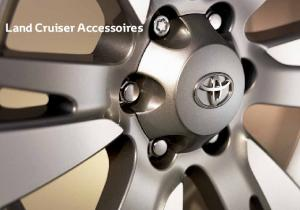 Land Cruiser Accessoires