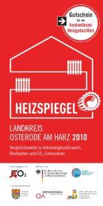LANDKREIS OSTERODE AM HARZ 2010