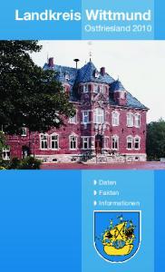 Landkreis Wittmund. Ostfriesland Q Daten Q Fakten Q Informationen