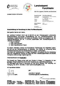 Landratsamt Forchheim