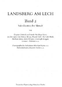 LANDSBERG AM LECH Band 2