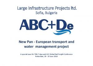 Large Infrastructure Projects ltd