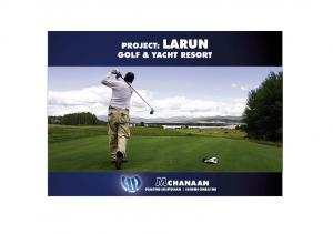 LARUN GOLF & YACHT RESORT