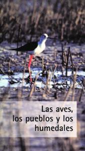Las aves, los pueblos y los humedales