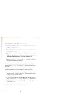 Las caracterfsticas mas importantes de los muros en gaviones son: