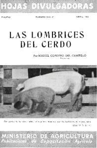 LAS LOMBRICES DELCERDO