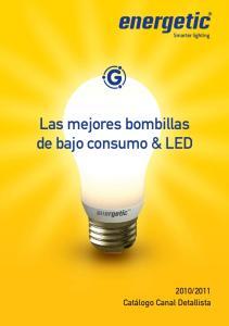Las mejores bombillas de bajo consumo & LED