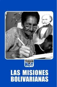 Las misiones bolivarianas