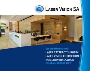 LASER CATARACT SURGERY LASER VISION CORRECTION