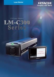 Laser Marker C 2 O Laser Marker M k