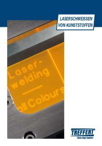 LasersCHWeIsseN VON KUNsTsTOFFeN
