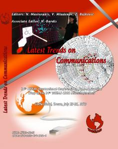 LATEST TRENDS on COMMUNICATIONS