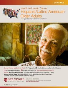 Latino American Older Adults