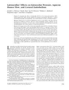 Latrunculins, macrolides isolated from the marine sponge
