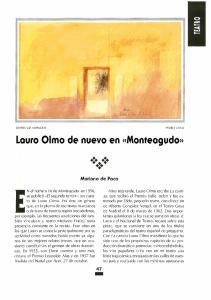 Lauro Olmo de nuevo 'en monte agudo^^