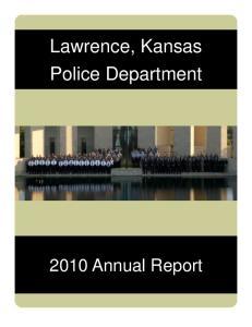 Lawrence, Kansas Police Department