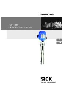 LBV kon taktloser Schalter