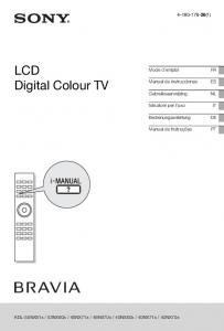 LCD Digital Colour TV