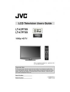 LCD Television Users Guide