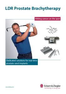 LDR Prostate Brachytherapy
