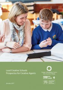 Lead Creative Schools Prospectus for Creative Agents