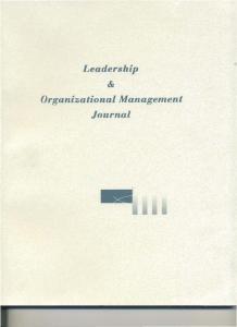 Leadership. Organizational Management Journal