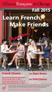 Learn French, Make Friends