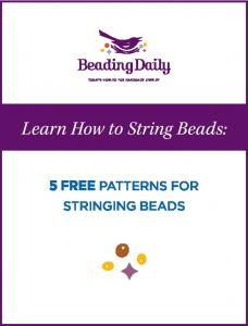 Learn How to String Beads:
