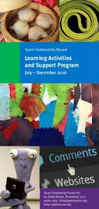Learning Activities and Support Program