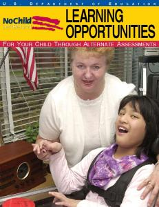 LEARNING OPPORTUNITIES