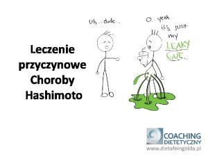 Leczenie przyczynowe Choroby Hashimoto