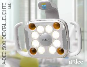 LED A-DEC 500 DENTALLEUCHTE