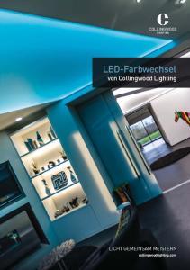 LED-Farbwechsel. von Collingwood Lighting LICHT GEMEINSAM MEISTERN. collingwoodlighting.com