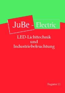 LED-Lichttechnik und Industriebeleuchtung