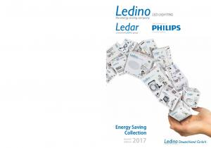 LED LIGHTING. the energy saving company. Official Distributor of. Consumer Lighting. a brand of Ledino group. Energy Saving Collection