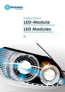 LED-Module. LED Modules