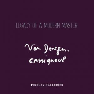 LEGACY OF A MODERN MASTER FINDLAY GALLERIES