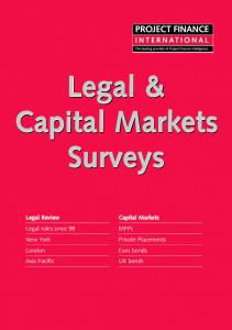 Legal & Capital Markets Surveys. Capital Markets