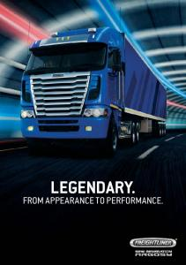 LEGENDARY. FROM APPEARANCE TO PERFORMANCE