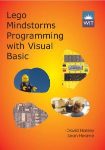 Lego Mindstorms Programming with Visual Basic