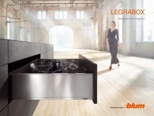 LEGRABOX. Nowy wymiar elegancji