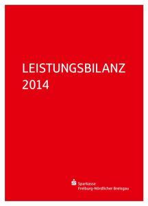 LEI STUNGSBILANZ 2014 SPK_LB_2014_290715_final_quint.indd :11
