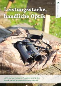 Leistungsstarke, handliche Optik