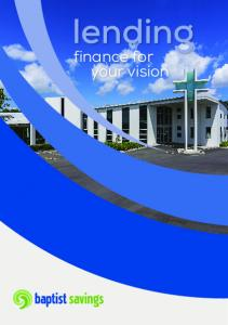 lending finance for your vision