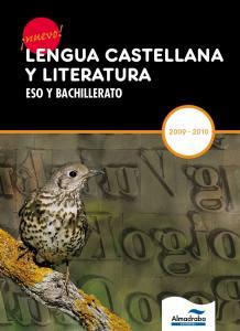 LENGUA CASTELLANA Y LITERATURA ESO Y BACHILLERATO