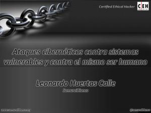 Leonardo Huertas Calle SamuraiBlanco