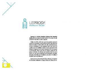 LEPROSY: AN ANCIENT DISEASE