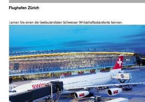 Lernen Sie einen der bedeutendsten Schweizer Wirtschaftsstandorte kennen
