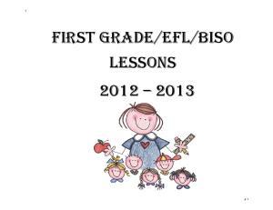 Lessons p.1